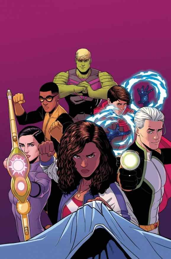Young Avengers And Its Portrayal Of Diversity  The Artifice-4165
