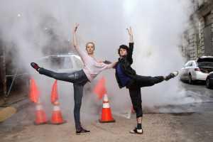 Dancers Humans of New York