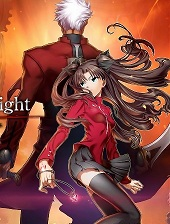 Rin Tohsaka becomes the main heroine for Unlimited Blade Works, and changes to the intro can highlight that.
