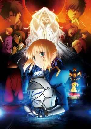 Fate/Zero partially enjoyed success because it followed the model of dispersing information across stories.