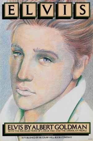 Elvis. Milton Glaser (1979).