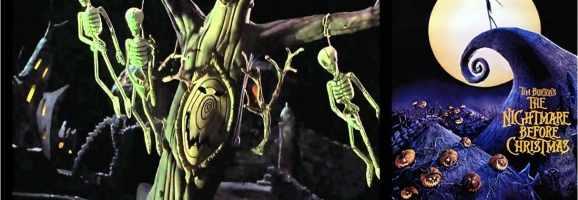 the nightmare before christmas tim burton 1993