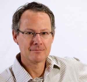 Nicholas Carr, author of The Shallows