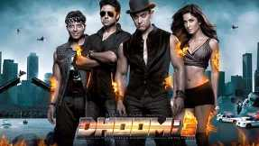 Dhoom:3 poster