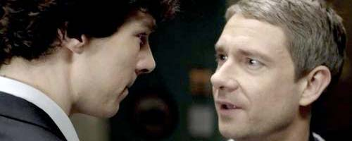 Sometimes, the way Sherlock and John interact can present issues between them, or in the subject matter itself.