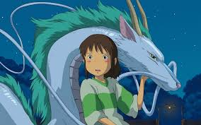 The 2001 Film Spirited Away. Written and Directed by Hayao Miyazaki.