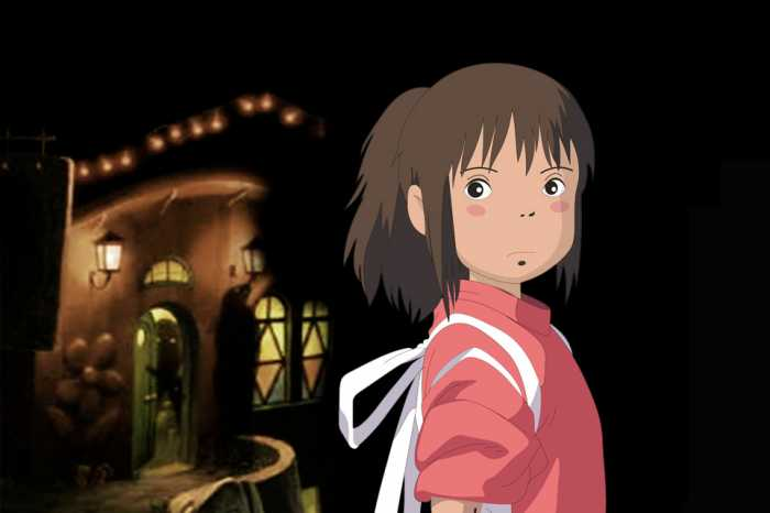Spirited Away Change As A Positive Force The Artifice