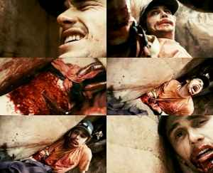 127 Hours' thrilling arm-tearing sequence.