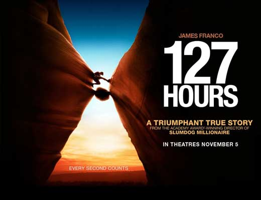 danny boyle�s 127 hours style amp sedimentary substance