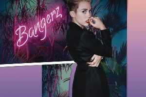 Miley's most recent album- Bangerz, released on October 4, 2013