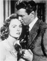 The proposal in It's A Wonderful Life
