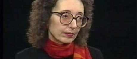 Author, Joyce Carol Oates.