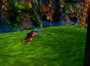 Jungle Japes in Donkey Kong 64