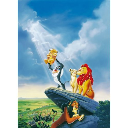 The Lion King The Seven Standards Of Disney The Artifice