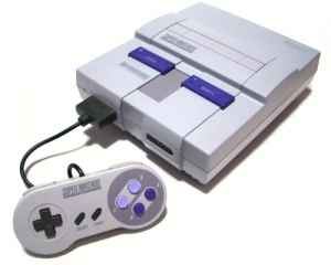 The Super Nintendo was Nintendo's response to the 16-bit era.