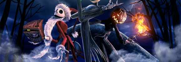 The personas of Jack Skellington