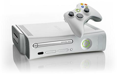 The Xbox 360 had a much sleeker design than its predecessor.