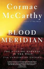 Cover to Blood Meridian