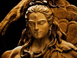 Shiva, the Lord of Yoga, in peaceful meditation.