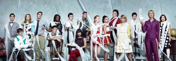 Glee's Season Three Cast