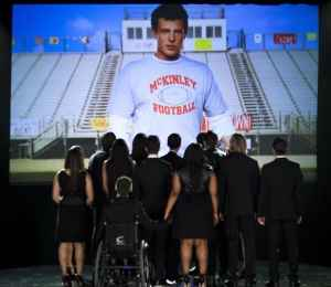Glee's The Quarterback