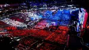League of Legends has been brought to the international spotlight thanks to their fans.
