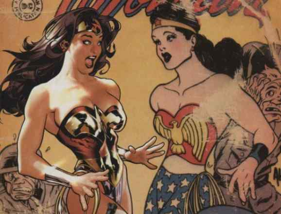 Wonder Woman has been around since 1941