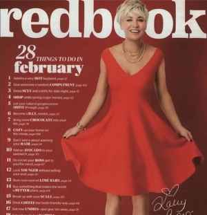 Kaley Cuoco-Sweeting Redbook