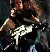 "Ripley wins her ""treasure"" and struggles to ""return to the surface"" of both her internal and external Hero's Journey."