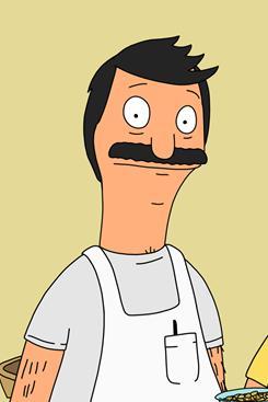 Bob Belcher of Bob's Burgers