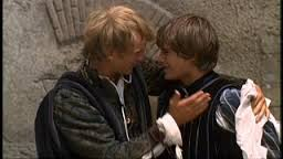 Mercutio exerts a strong influence on Romeo throughout the first half of the play.
