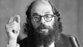 Allen Ginsberg, DIY poet.