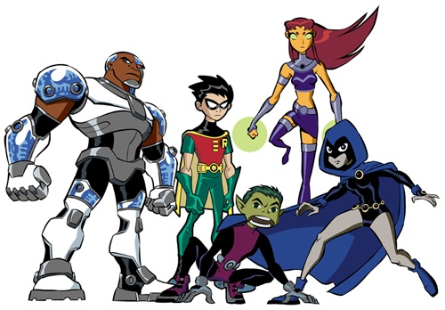 Teen Titans Reinventing The Teenage Archetypes  The Artifice-4707