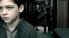 Tom Marvolo Riddle in the orphanage