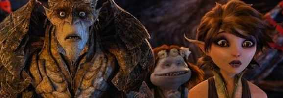 Strange Magic is not your typical Disney fairy tale film.