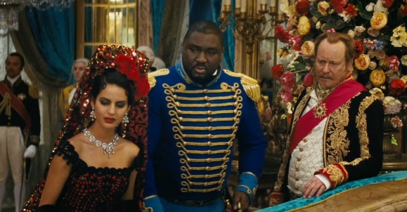 Nonso Anozie as The Captain