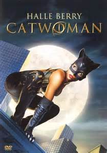 The movie poster for the 2004 movie Catwoman