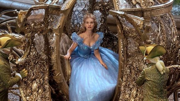 Cinderella_2015 Ball Gown