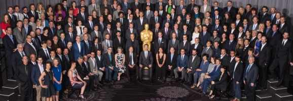 All the nominees of Oscars 2015 share an Oscars Luncheon.