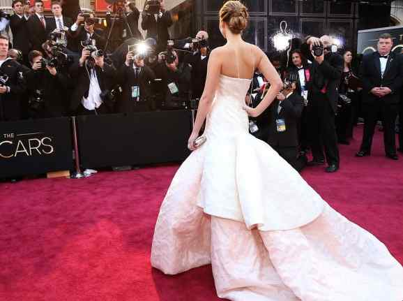 The red carpet ceremony of Oscars is a delight and indicator of fashion trends.