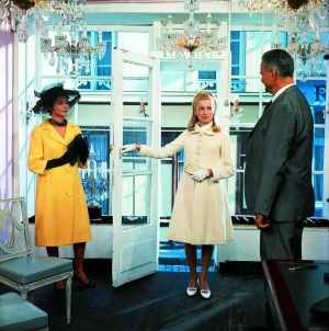The Umbrellas of Cherbourg (1964, France, Dir. Jacques Demy)