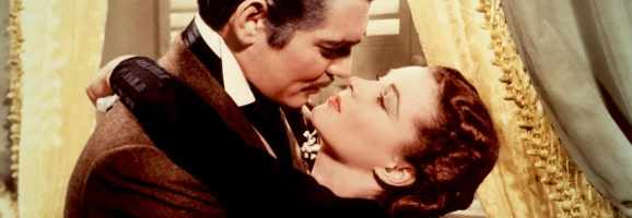 Clark Gamble and Vivien Leigh in Gone with the Wind (1939, USA, Dir. Victor Fleming)