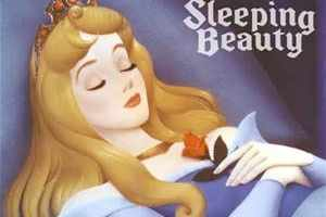 Aurora the third official Disney Princess in the movie Sleeping Beauty.