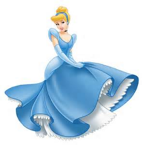 Cinderella the second official Disney Princess.