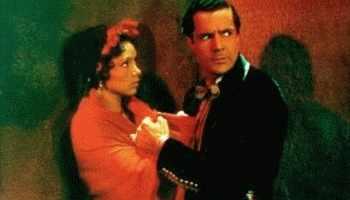 Steffi Duna and Don Alvarado in La Cucaracha (1934, USA, Dir. Lloyd Corrigan)