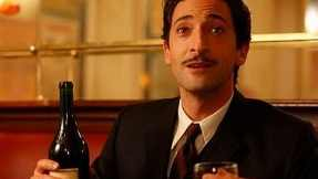 Adrien Brody plays artist Salvador Dali in Midnight in Paris.