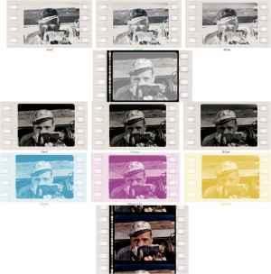 Technicolor process - prints.