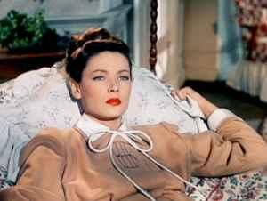 Leave Her to Heaven (1945, USA, Dir. John M. Stahl), Ellen ( Gene Tierney)