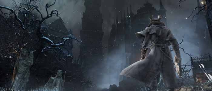From Software's Newest Game: Bloodborne (PS4)