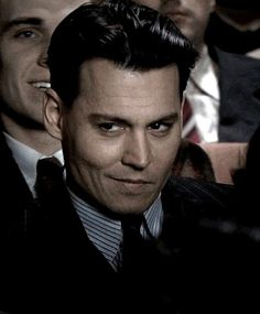 Cool, calm, and always in control, John Dillinger exudes a strange kind of charm that is difficult to overlook.